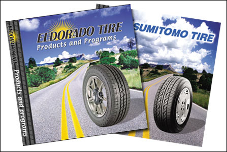 Product Catalog Design with Binders for Sumitomo Tires by Dynamic Digital Advertising