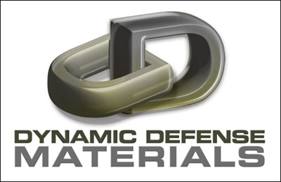 Print Logo Design for Dynamic Defense Materials by Dynamic Digital Advertising