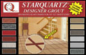 Direct Mail Advertising for Starquartz Designer Grout