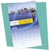 Calendar Design for Parkeon