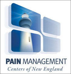 Corporate Logo Design for Pain Management Centers of New England by Dynamic Digital Advertising